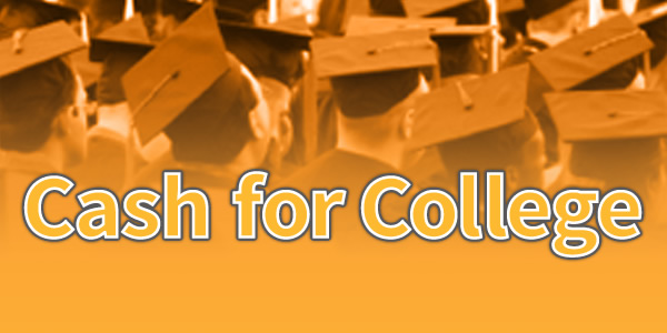 Cash for College Logo