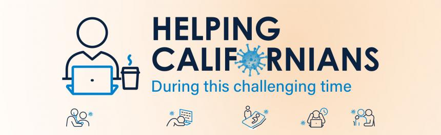 Helping Californians