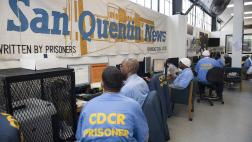 Assemblymember Jones-Sawyer's Visit to San Quentin State Prison